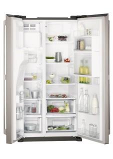Холодильник AEG S66090XNS1